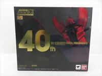 Soul of Chogokin GX-01R MAZINGER Z 40th Anniversary Ver Action Figure BANDAI