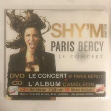 Shy'm Caméléon + Paris Bercy cd+dvd neuf sous blister