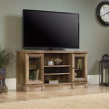 TV Stand - Craftsman Oak Finish - Sauder Select (420048)