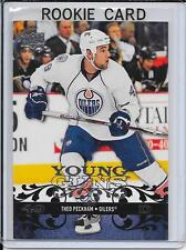 08-09 Upper Deck Theo Peckham Young Guns Rookie # 469