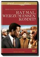 Rat mal, wer zum Essen kommt? [DVD/NEU/OVP] Spencer Tracy, Katharine Hepburn und