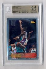 RAY ALLEN 1996-97 TOPPS NBA AT 50 FOIL ROOKIE RC BGS 9.5 GEM MINT