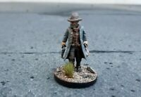 28mm  Gunfighter's ball Knuckleduster Jesse James GBF 71 Painted MAH