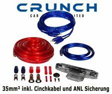 Crunch Crk35 Set de connexion pour Ampli hifi Auto 35 Mm²