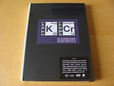 Slip Treble: King Crimson : Elements 2CD & 24 Page Book Tour Box Edition Sealed