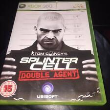 Tom Clancy's Splinter Cell Doble Agente Xbox 360 Juego