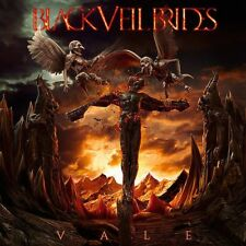 BLACK VEIL BRIDES VALE CD ALBUM (January 12th 2018)