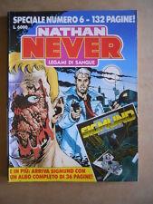 NATHAN NEVER Speciale n°6 Edizione Bonelli    [G364] con albo