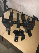 fisher minute mount snow plow push plates ford WITH MOST HARDWARE