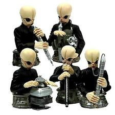 Gentle Giant Star Wars Cantina Band 3.75 Inch Mos Eisley Ltd Edition Mini Busts