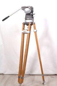 Tripod Sachtler  Tête de pied type Hydro 35 + branche pour  caméra 35 mm