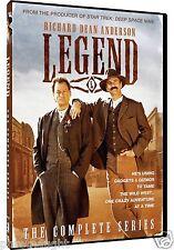 LEGEND: THE COMPLETE SERIES DVD - RICHARD DEAN ANDERSON - JOHN DE LANCIE