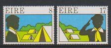 Ireland - 1977, Scouting & Guiding set - MNH - SG 409/10