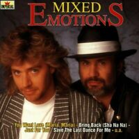 "MIXED EMOTIONS ""MIXED EMOTIONS"" CD NEW"