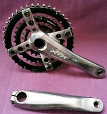Shimano XTR FC-M960 M960 9 speed cranks chainset crankset 175mm