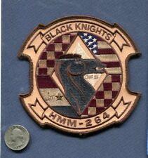 HMM-264 BLACK KNIGHTS OIF IRAQI FREEDOM USMC MARINE CORPS Desert Squadron Patch