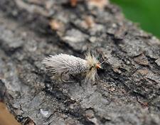 3 Goddard Caddis flies, hook size 12, high quality fly fishing flies