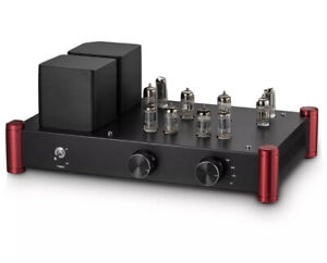 Douk Audio 12AU7 Vacuum Tube Pre-Amplifier HiFi Stereo Preamp 4-Way RCA Input