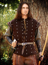 Halloween Costume Medieval thick padded Viking Gambeson,Jacket reenactment SCA