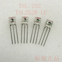5pcs TSL252R-LF IC LIGHT TO VOLTAGE SENSOR 3PIN TSL252 TSL252R 252R TSL252R-L 25