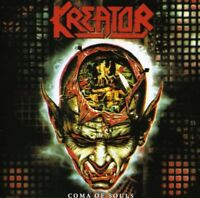 Kreator - Coma of Souls [New CD] Argentina - Import