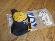 Brute Ultra Maxx Youth Wrestling EARGUARD Ear Guard Navy Gold NEW!