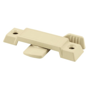 Prime-Line F 2783 Sash Window Lock, 1/2 in. Reach, Almond