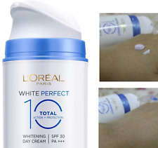 NEW Loreal L'Oreal White Perfect total 10 Whitening Day Cream SPF30 PA+++ 50ml