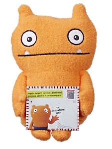 UglyDolls Warm Wishes Wage Stuffed Plush Toy 10 inches tall