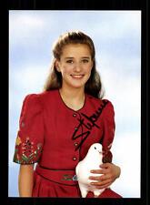 Stefanie Hertel Autogrammkarte Original Signiert ## BC 78409