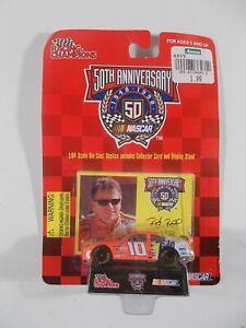 Racing Champions 1/64 1998 NASCAR #10 Ricky Rudd