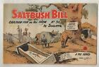 SALTBUSH BILL No 36 V FINE CONDITION 1950s ORIGINAL AUST COMIC