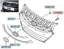 OEM Genuine Radiator Grille DSPEC DIY Kit For 2012 2015 Hyundai Elantra GT i30