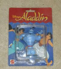 Vintage Disney's Aladdin Genie Collectible Figure Mattel No. 5311 New In Package