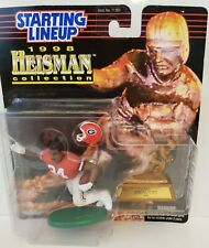 RARE 1998 Herschel Walker Georgia Bulldogs Starting Lineup Heisman Collection