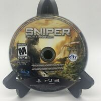 Sniper: Ghost Warrior PS3 Disc Only Tested Sony PlayStation 3 Ps3 Game Good 2011