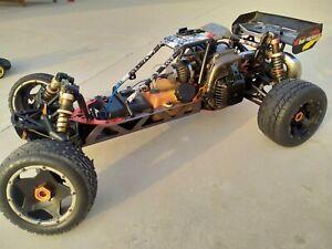 Rovan 290s 29cc 1:5 Scale Gasoline Racing Buggy Baja 5b Walbro 997 RTR
