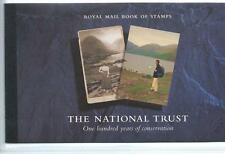 GB - PRESTIGE STAMP BOOKLETS -1995 - DX17 NATIONAL TRUST