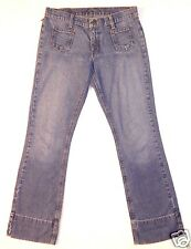 Polo Ralph Lauren denim Teeny Jeans size 6 boot cut, blue