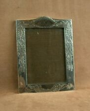 SUPERBE CADRE PHOTO ARGENT MASSIF SOLID SILVER PHOTO FRAME BY REED & BARTON