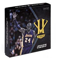 Panini Kobe Bryant HeroVillain Trading Cards Box Set