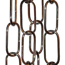Éclairage Pendentif Miroir Ou Image Suspension Chaîne Argent Finition Nickel 50 cm