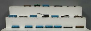 N Scale Assorted Freight Car Lot [20]