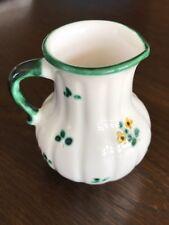Gmundner Keramik - Streublumen Dekor - Milchkännchen