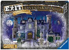 RavensburgerEXIT Adventskalender - Das geheimnisvolle Schloss
