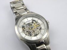 Gents Classic Rotary Automatic Skeleton Watch GB00157/06 - 100m