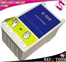 Tricolor ink t009 compatible printers nonoem Epson Color Cartridge does not cause