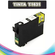 TINTA NEGRA T1631 T16XL COMPATIBLE PARA IMPRESORAS NONOEM EPSON CARTUCHO NEGRO