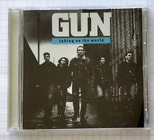 GUN – Taking On The World JAPAN CD D22Y3381