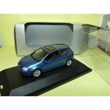 VW GOLF V 3 Portes Bleu SCHUCO 1:43
